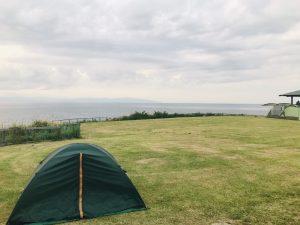 鋳釜崎キャンプ場